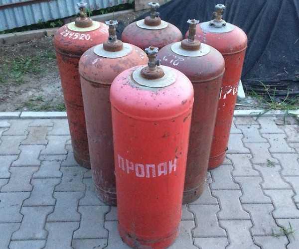 отопление теплицы газом из дома