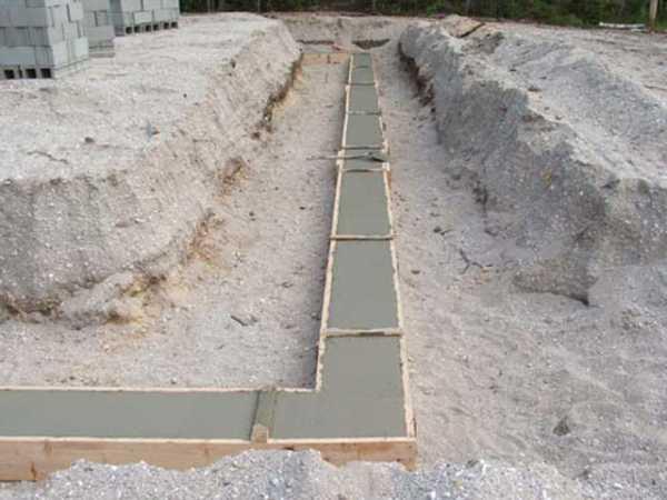брок бетоне
